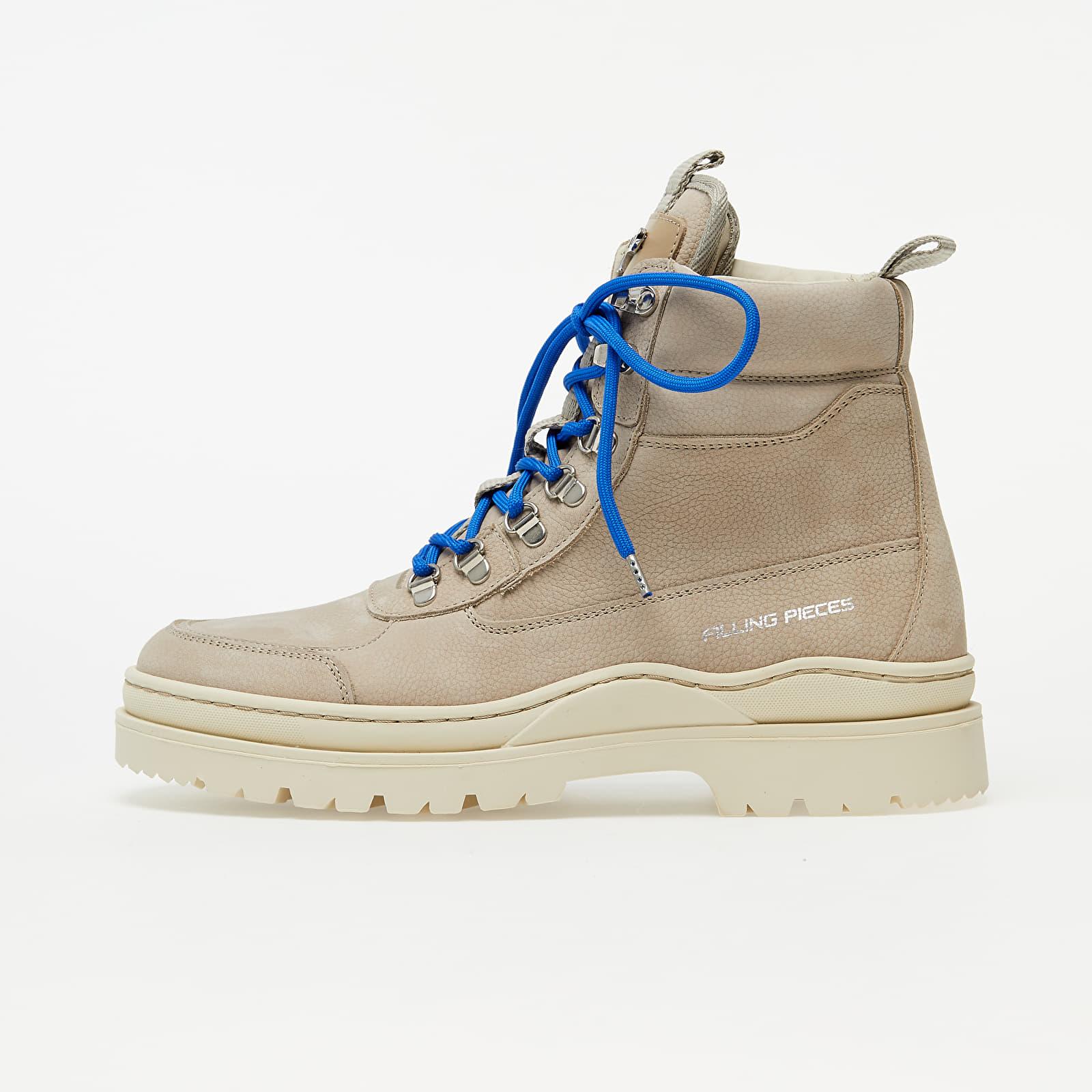 Férfi cipők Filling Pieces Mountain Boot Rock Beige