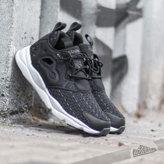 shoes Reebok Furylite New Woven Black