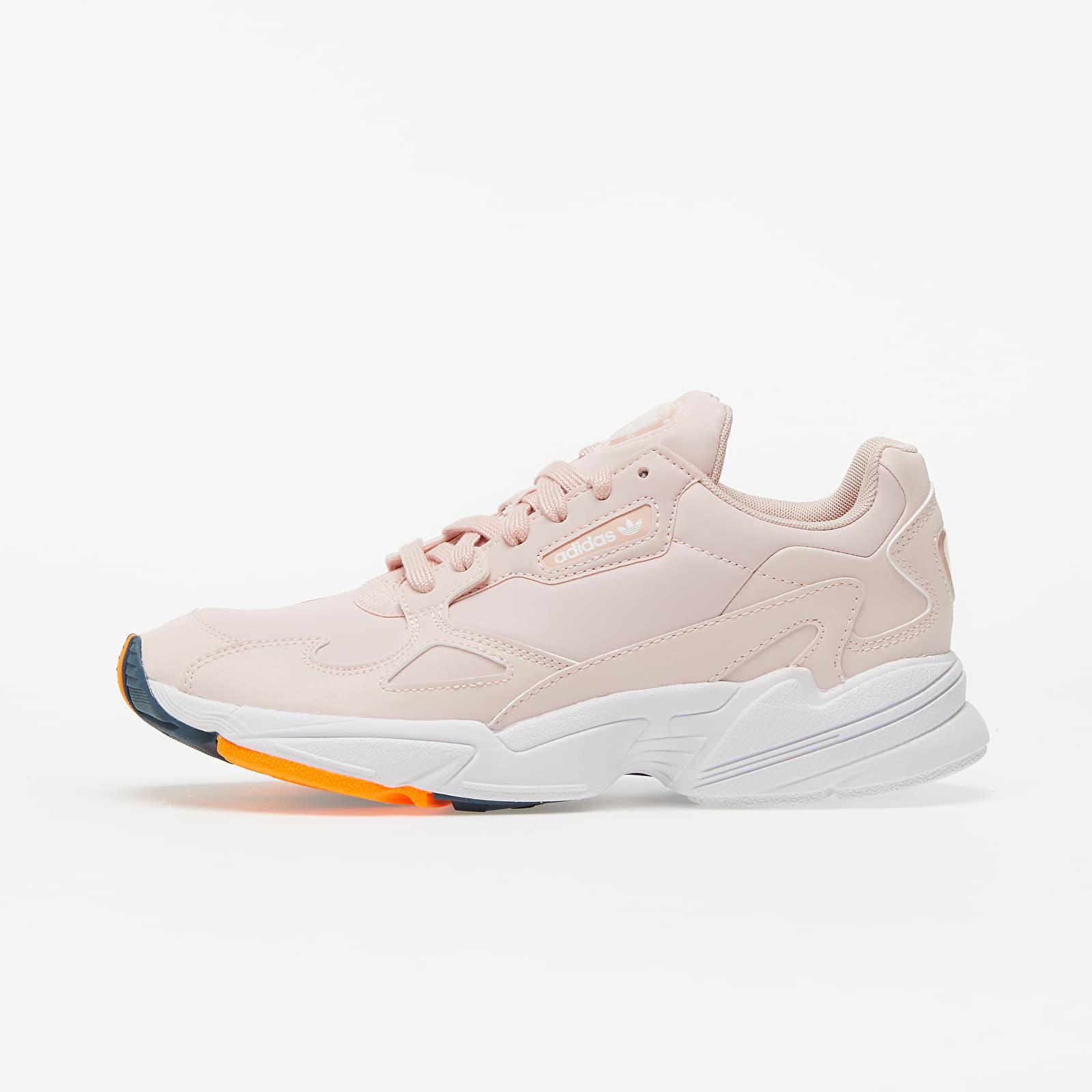 Női cipők adidas Falcon W Vapour Pink/ Signature Orange/ Legend Blue
