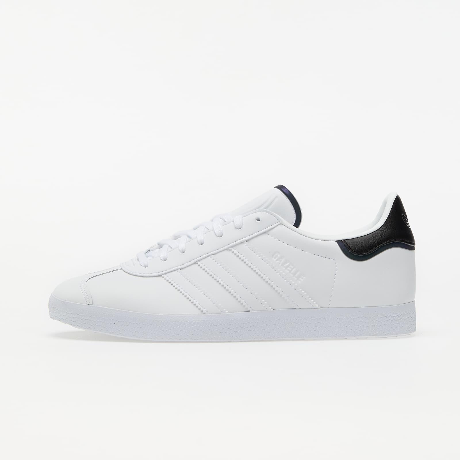 adidas Gazelle Ftw White/ Ftw White/ Core Black EUR 40