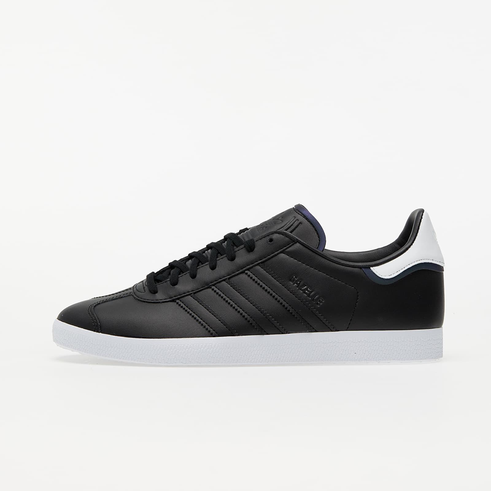 adidas Gazelle Core Black/ Core Black/ Ftw White EUR 42 2/3
