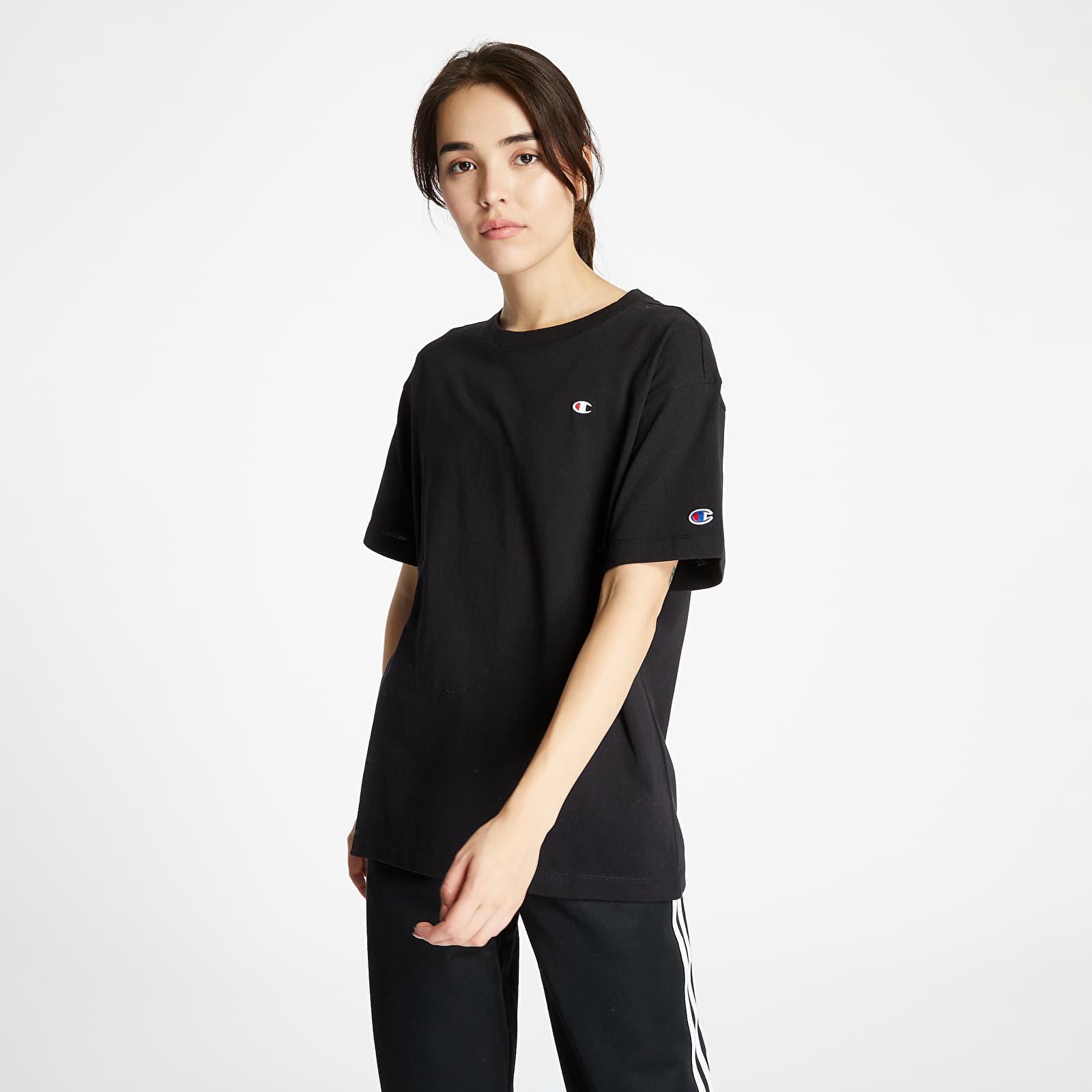 T-shirts Champion Tee Black