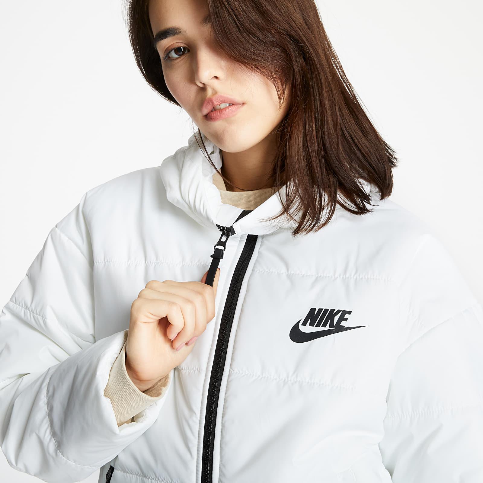 Nike Sportswear Jacket White/ Black/ Black L