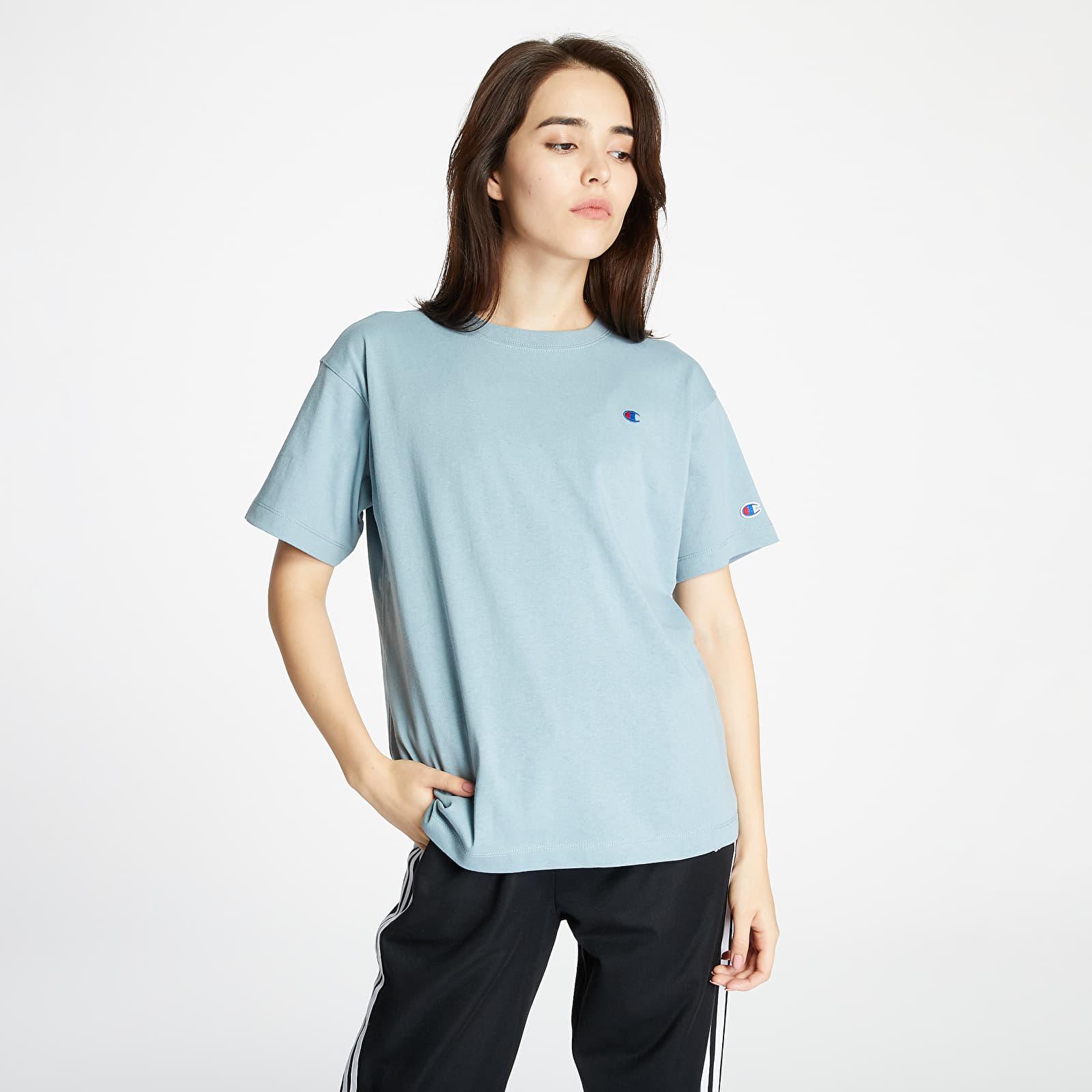 T-shirts Champion Tee Blue
