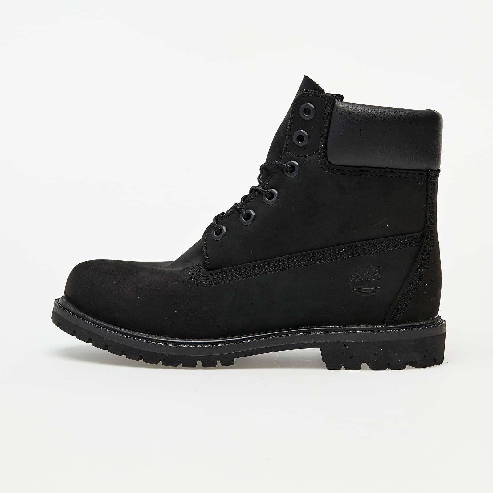Chaussures et baskets femme Timberland Premium 6 In Waterproof Boot Black