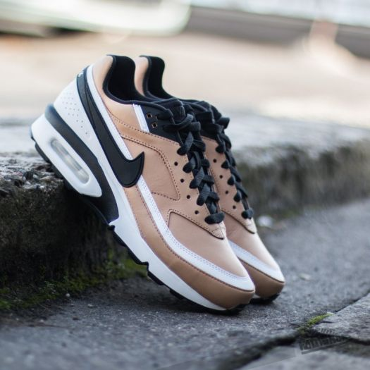 Nike Air Max BW Premium Vachetta TanBlack White | Footshop