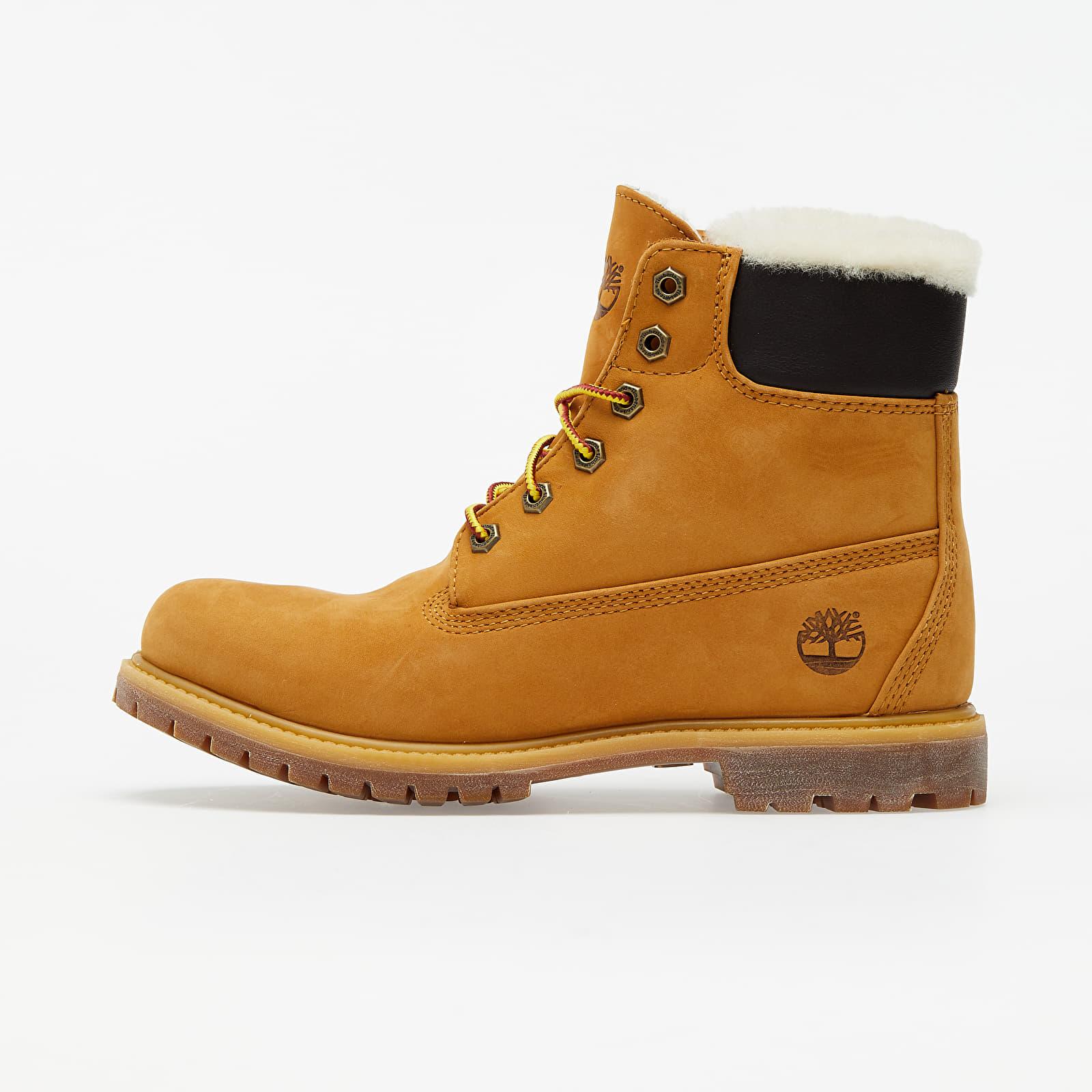 Chaussures et baskets femme Timberland 6 In Prem Shrl Wp Wheat