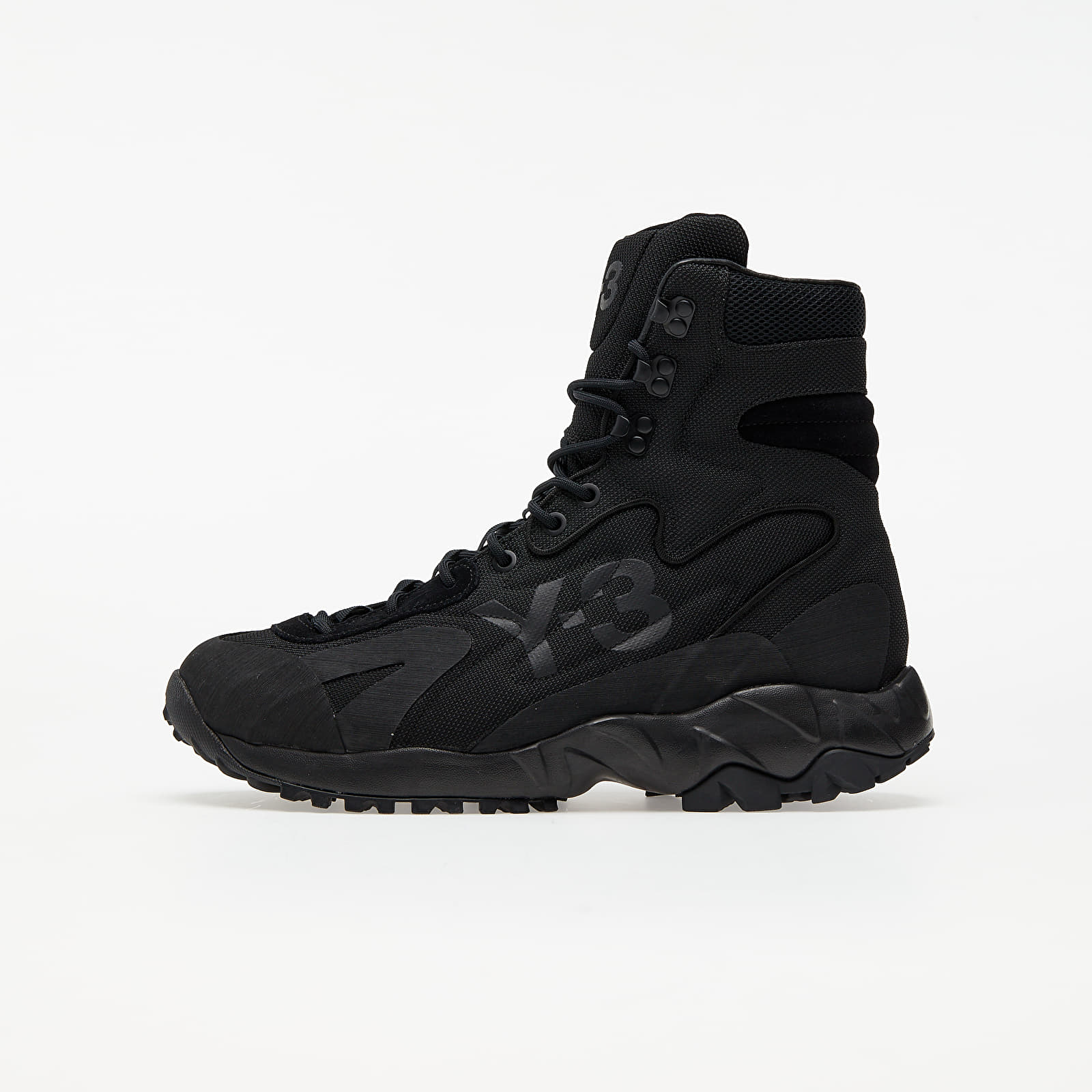 Chaussures et baskets homme Y-3 Notoma Black/ Black/ Night Grey