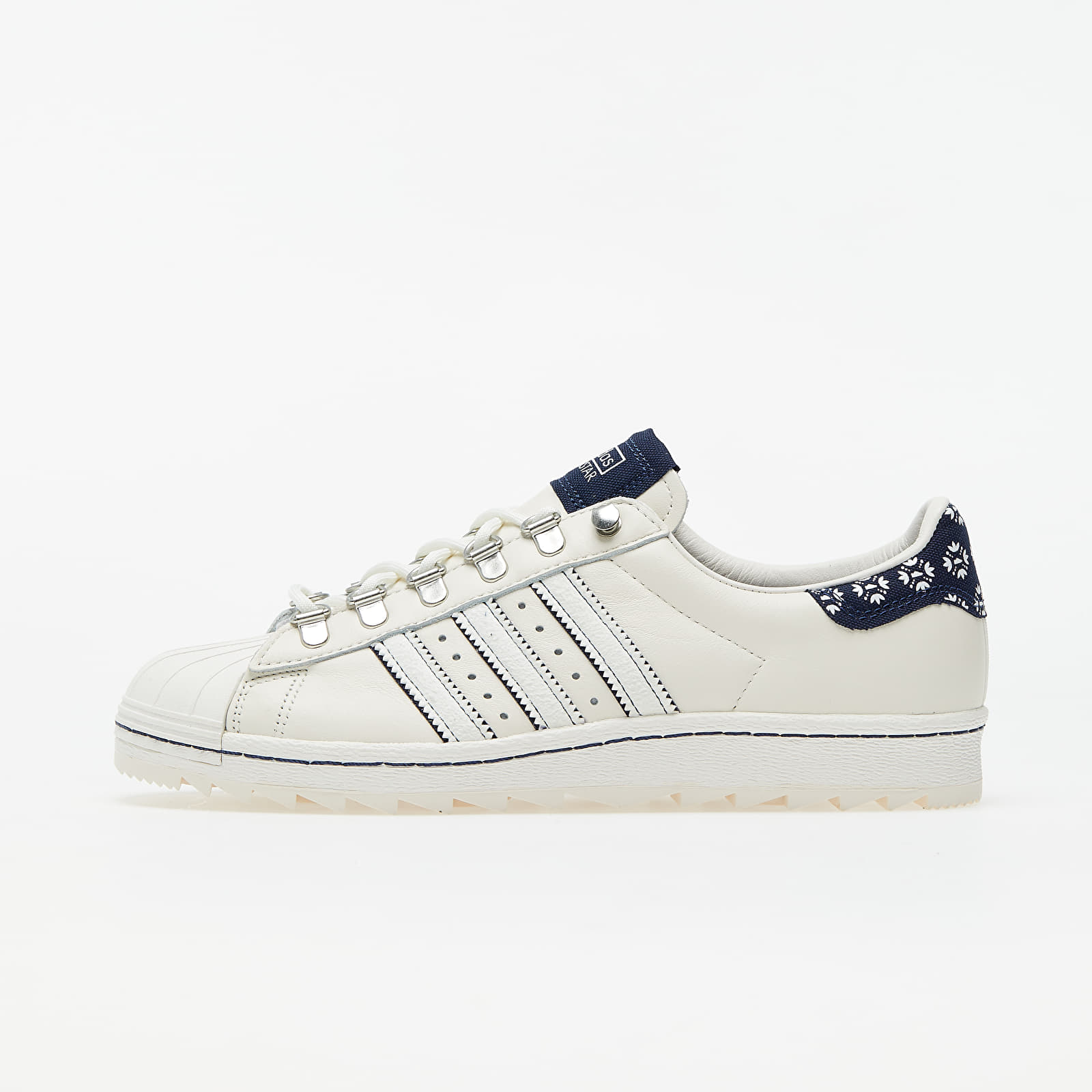 Footshop x adidas Superstar Blueprinting Core White/ Night Indigo/ Night Indigo EUR 48