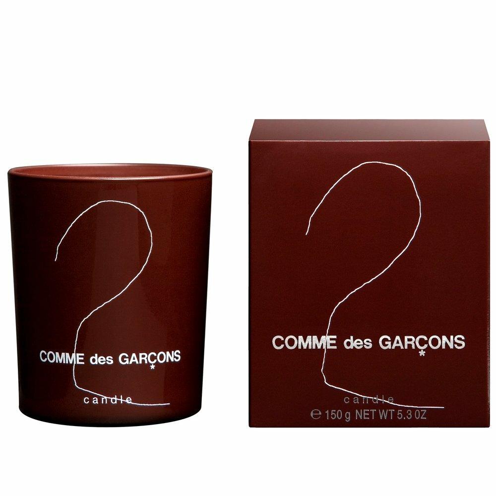 Bougies Comme des Garçons 2 Candle Brown