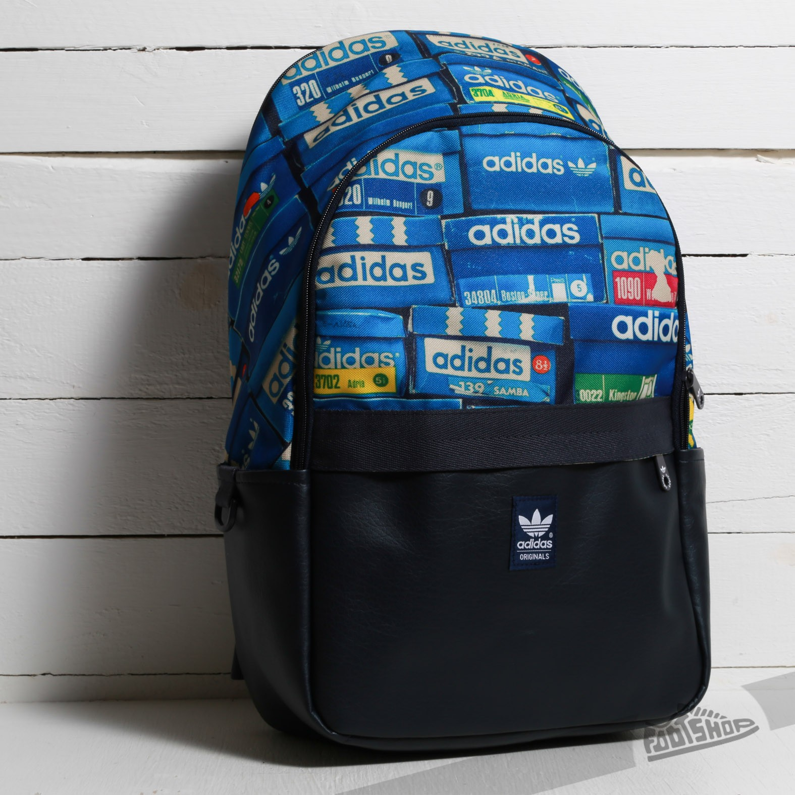 9d2ee5817849f adidas ES Shoeboxes Backpack Legink  Multicolor