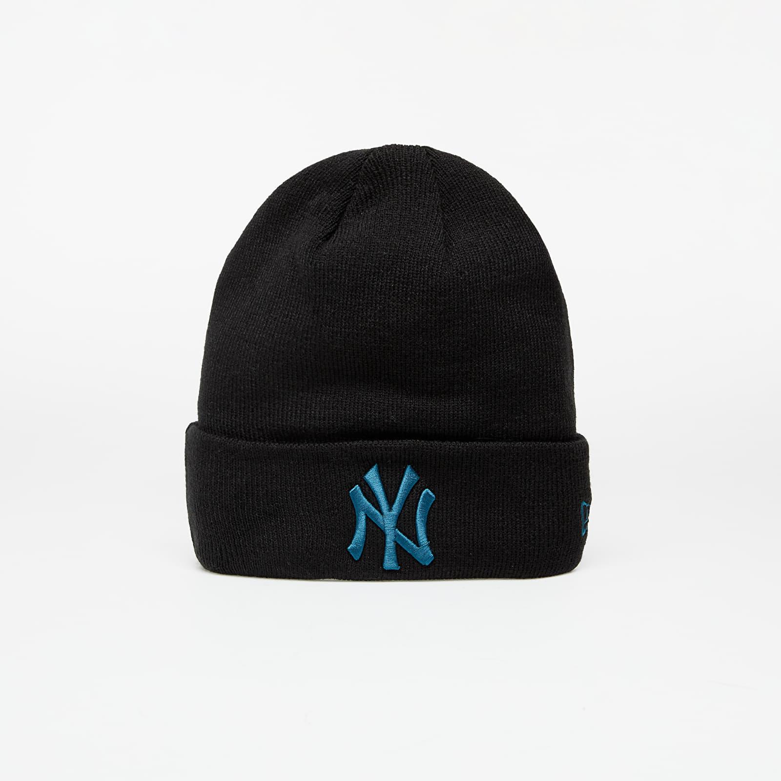 New Era Beanie Mlb League Essential Cuff Knit New York Yankees Blackdtl EUR