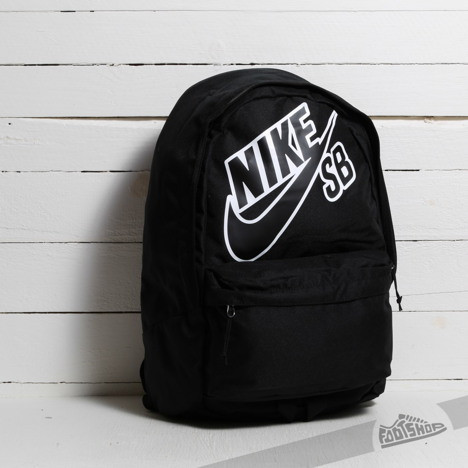 e0b91835bd Nike SB Backpack Black  White