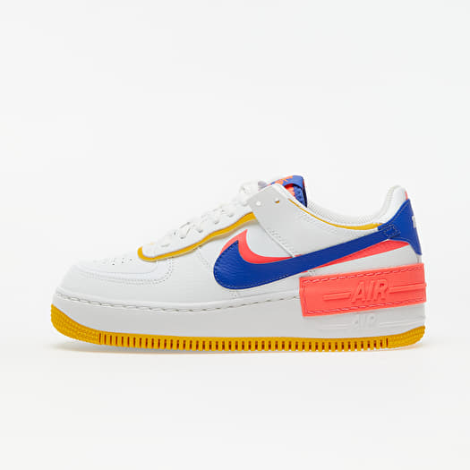 Women S Shoes Nike W Air Force 1 Shadow Summit White Astronomy Blue Footshop Nike air force 1 white womens. nike w air force 1 shadow summit white astronomy blue footshop