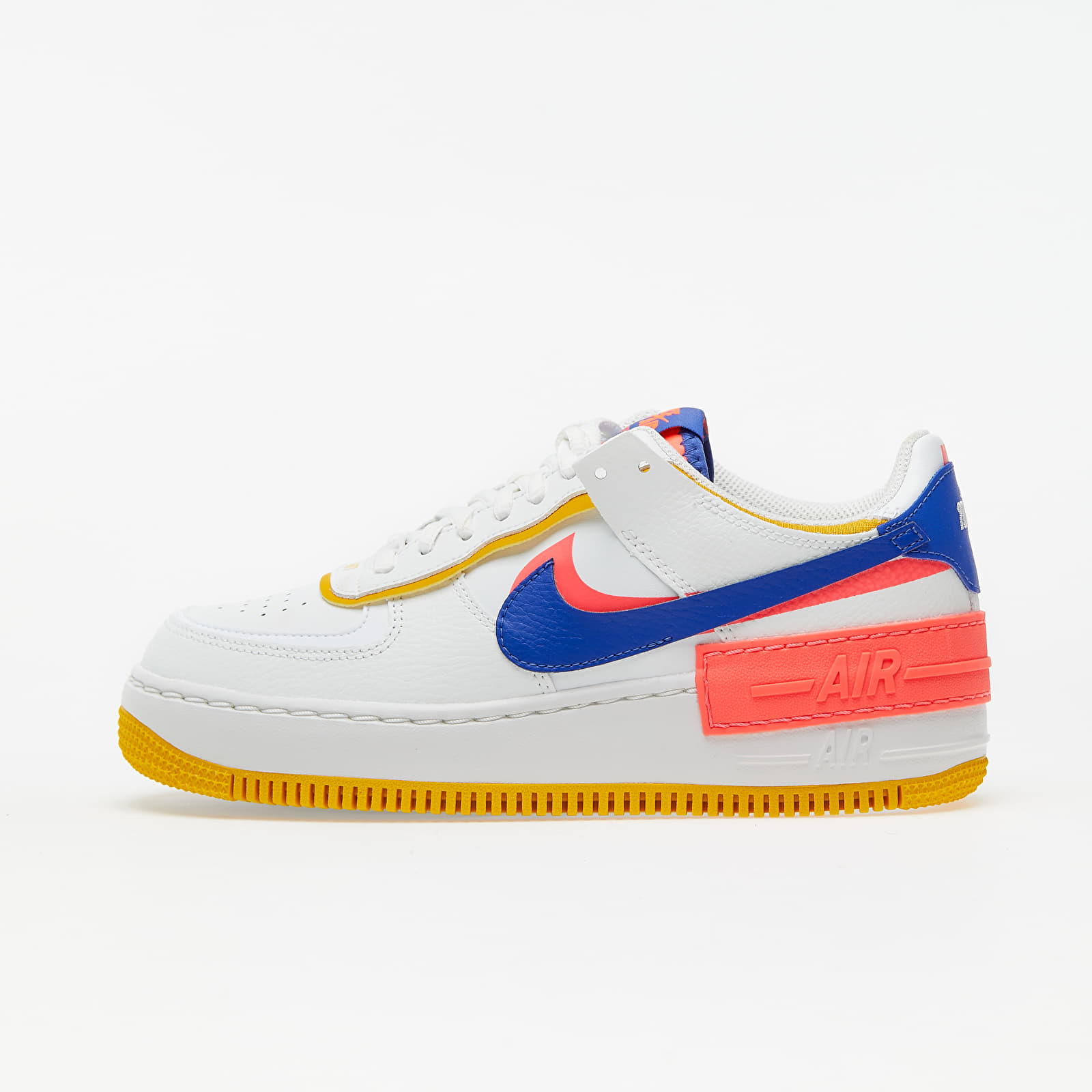 Women S Shoes Nike W Air Force 1 Shadow Summit White Astronomy Blue Footshop Nike's latest air force 1 shadow colorway might be the best one yet: nike w air force 1 shadow summit white astronomy blue footshop