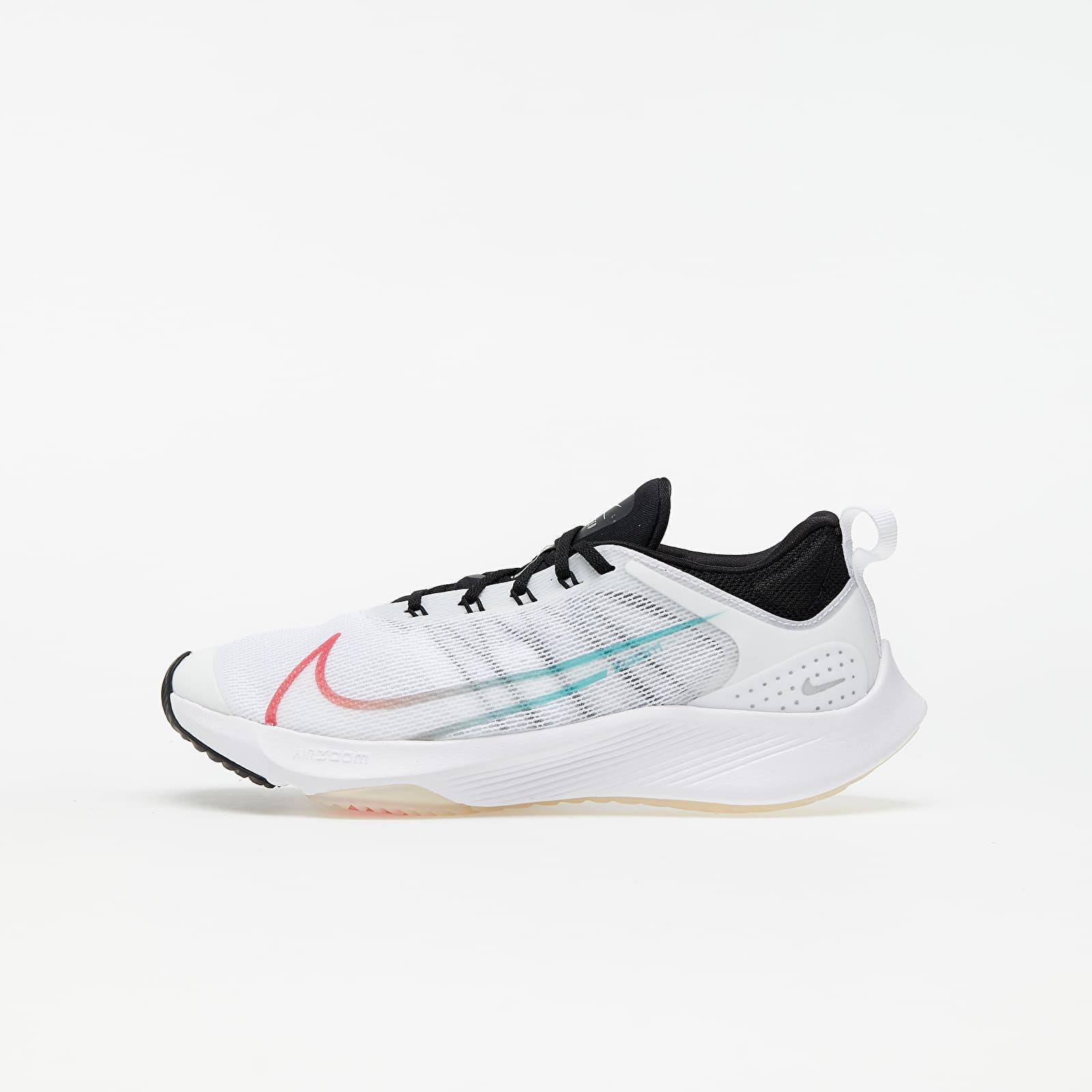 Kid´s shoes Nike Air Zoom Speed GS White/ Flash Crimson-Hyper Jade-Black