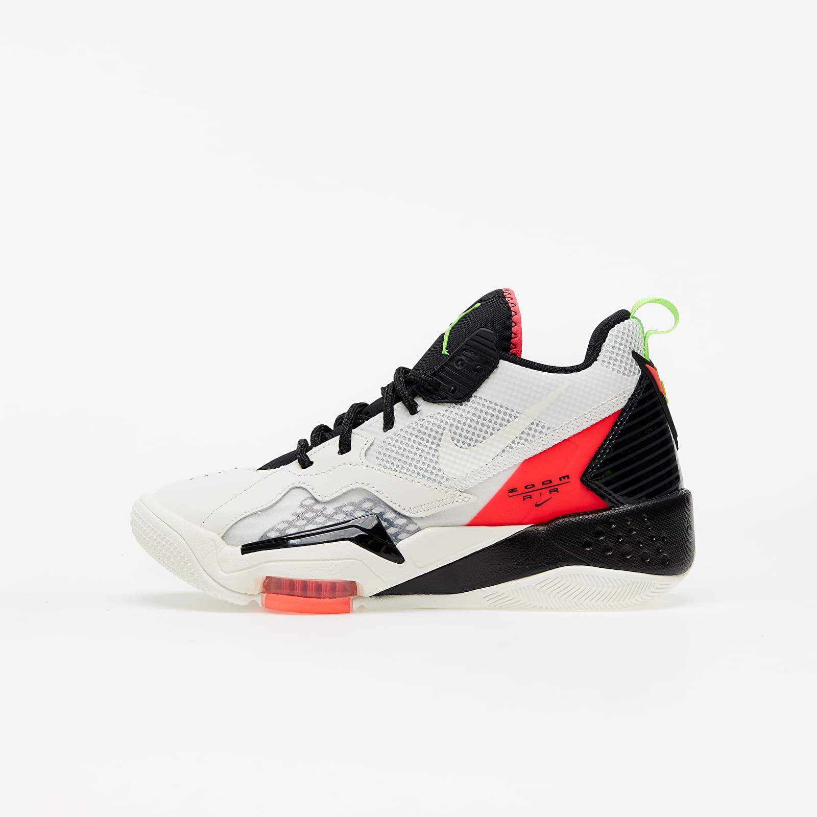 Gyerek Jordan Zoom '92 GS Sail/ Black-Flash Crimson-Electric Green