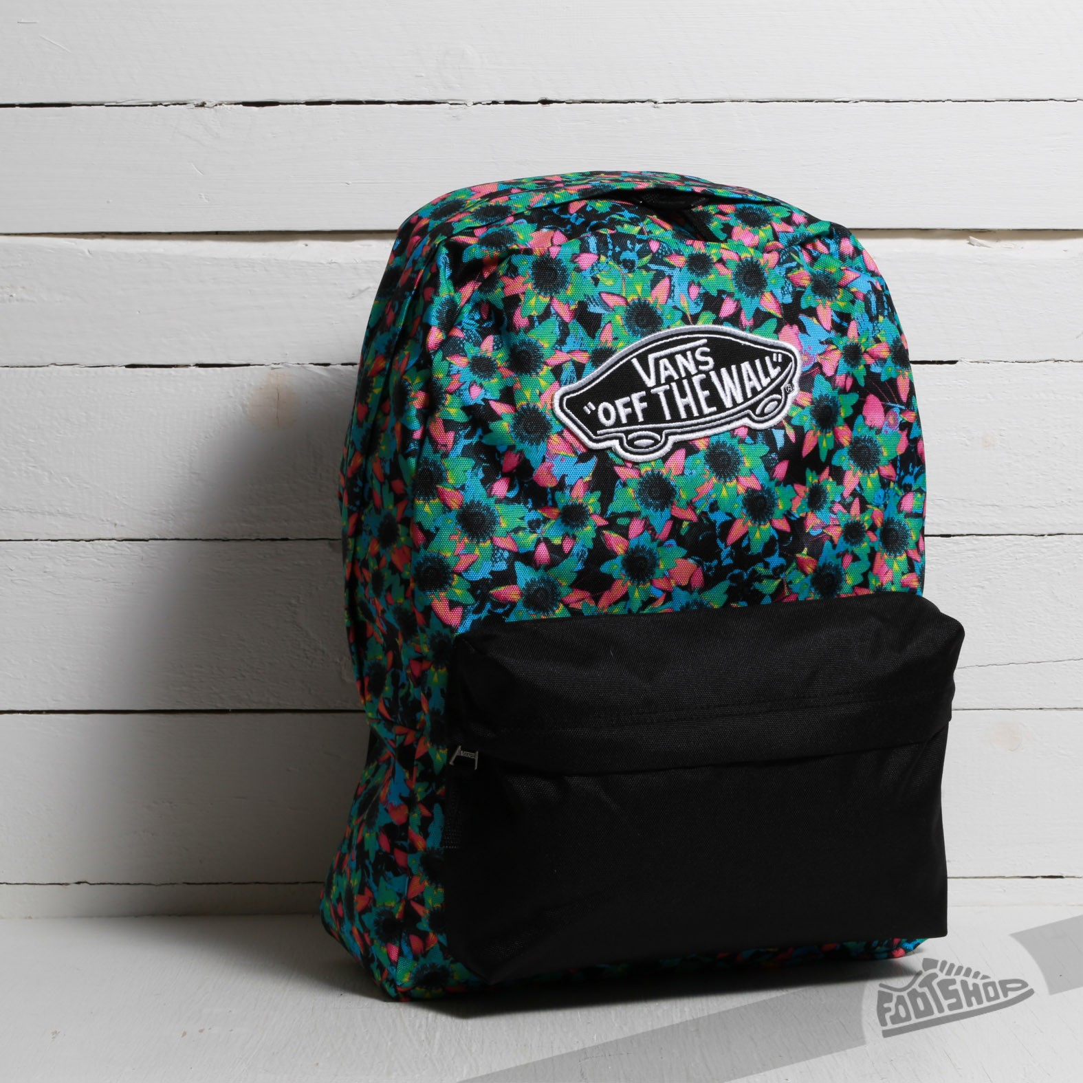 440d23c36e6 Vans Realm Backpack Floral Mix