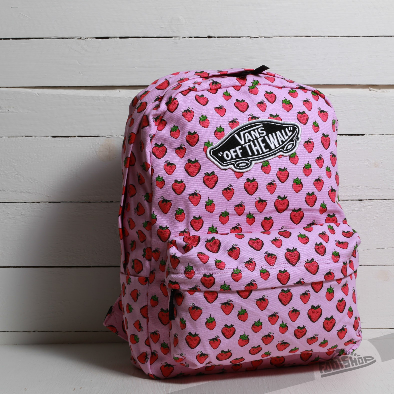 52d7df98b17 Vans Realm Backpack Strawberry