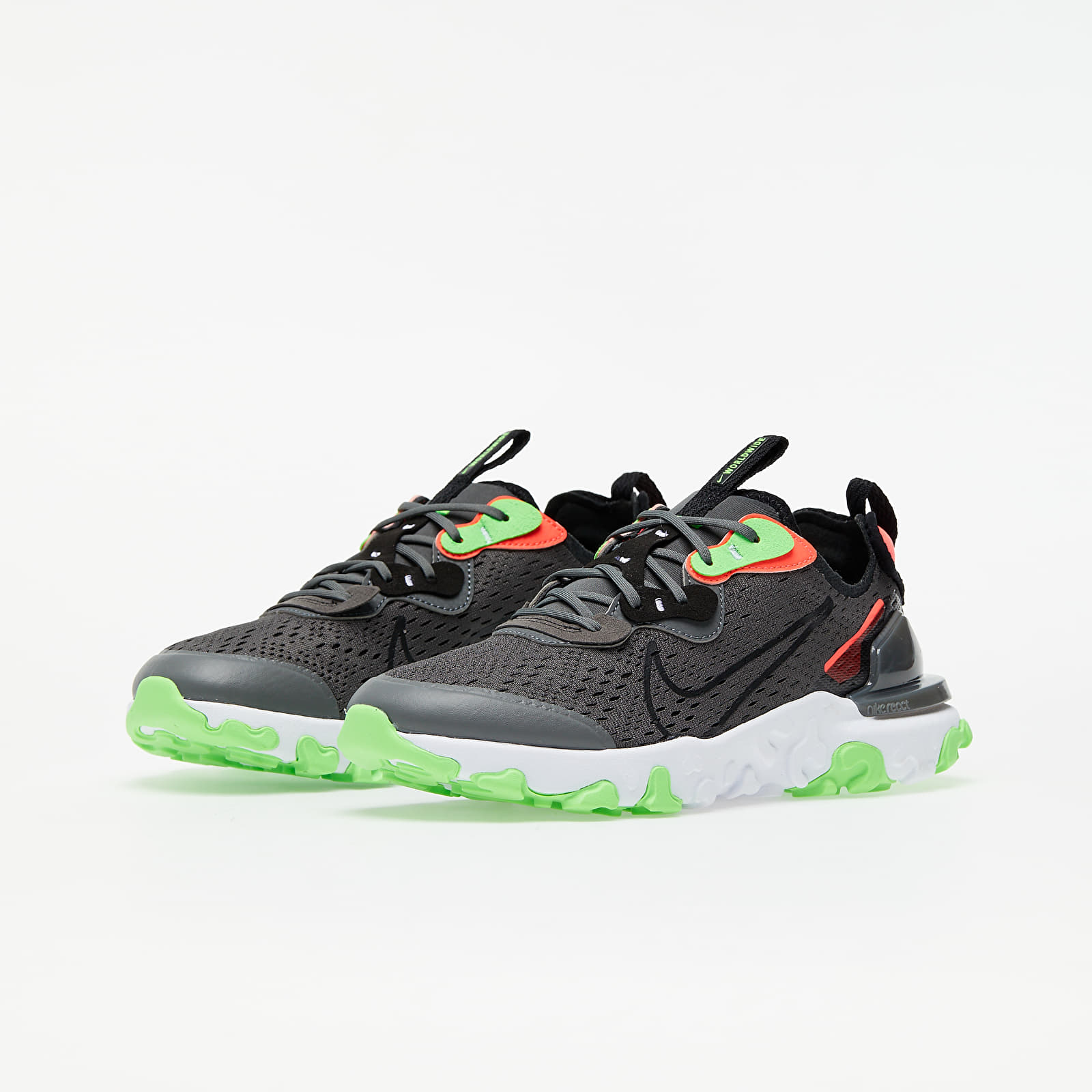 Kids' sneakers and shoes Nike React Vision WW (GS) Iron Grey ...