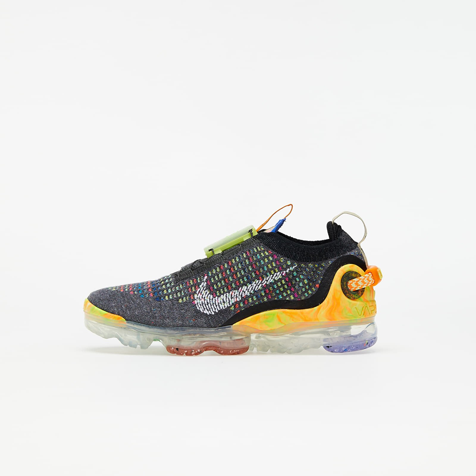 Chaussures et baskets enfants Nike Air VaporMax 2020 FK (GS) Iron Grey/ White-Multi-Color