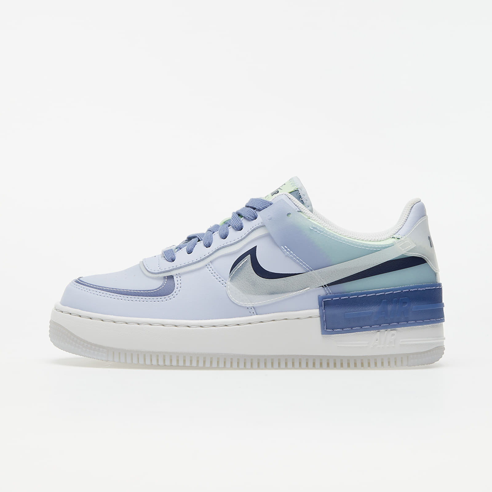 Women S Shoes Nike W Air Force 1 Shadow Se Ghost Summit White World Indigo La très connue nike air force 1. nike w air force 1 shadow se ghost summit white world indigo footshop