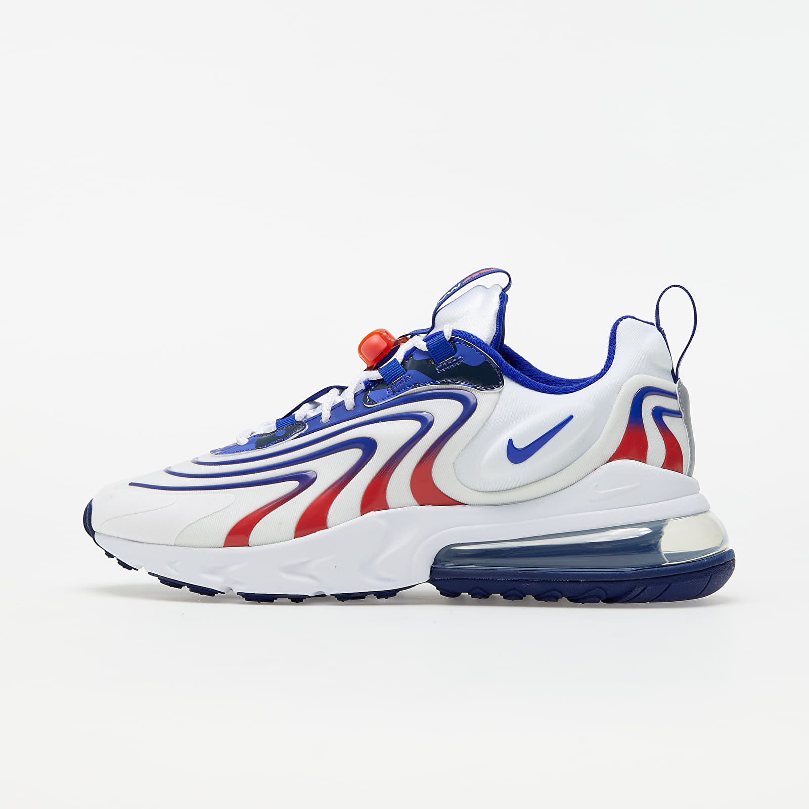 Pánske tenisky a topánky Nike Air Max 270 React ENG White/ Concord-Ember Glow