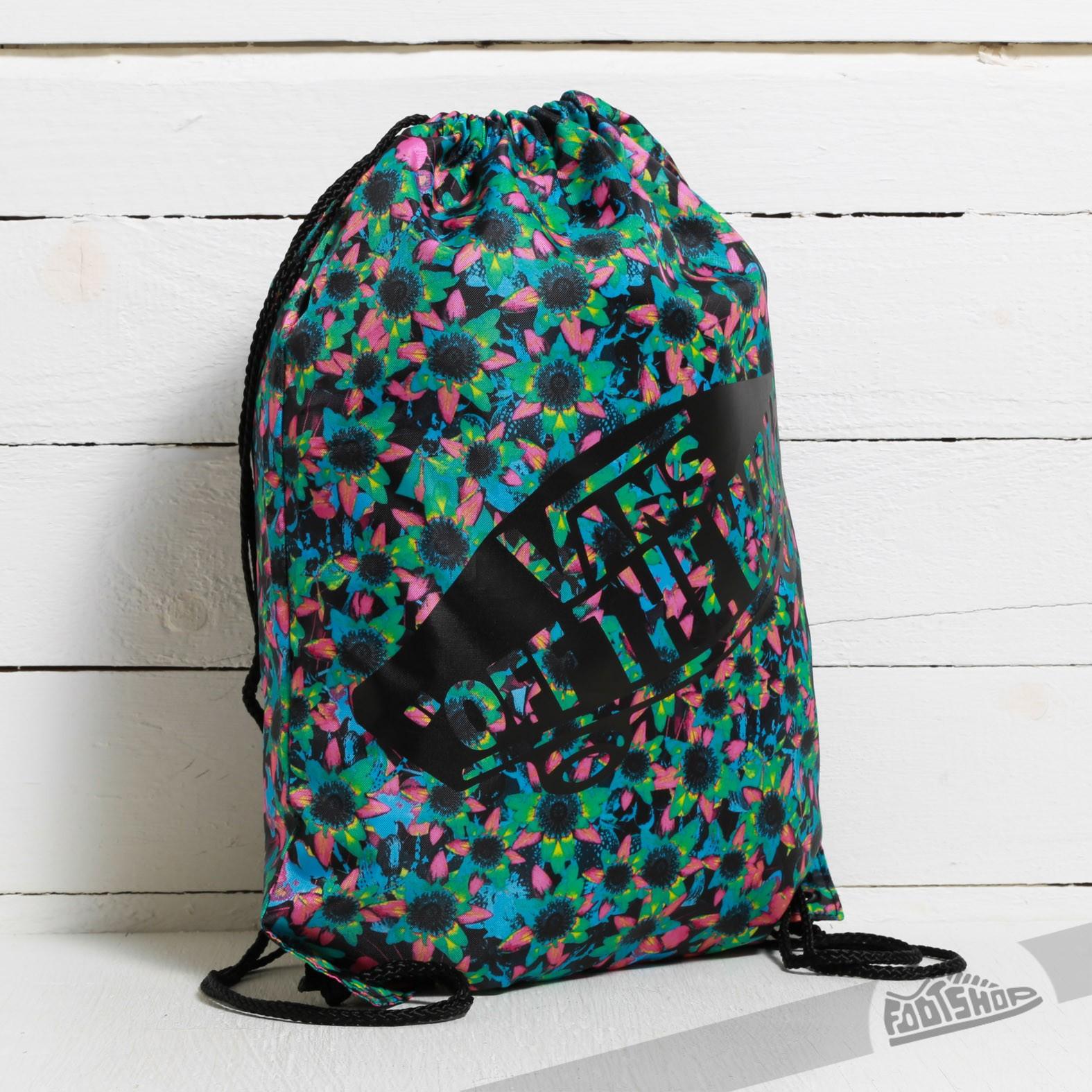 27e52f6676 Vans Benched Bag Floral Mix Black
