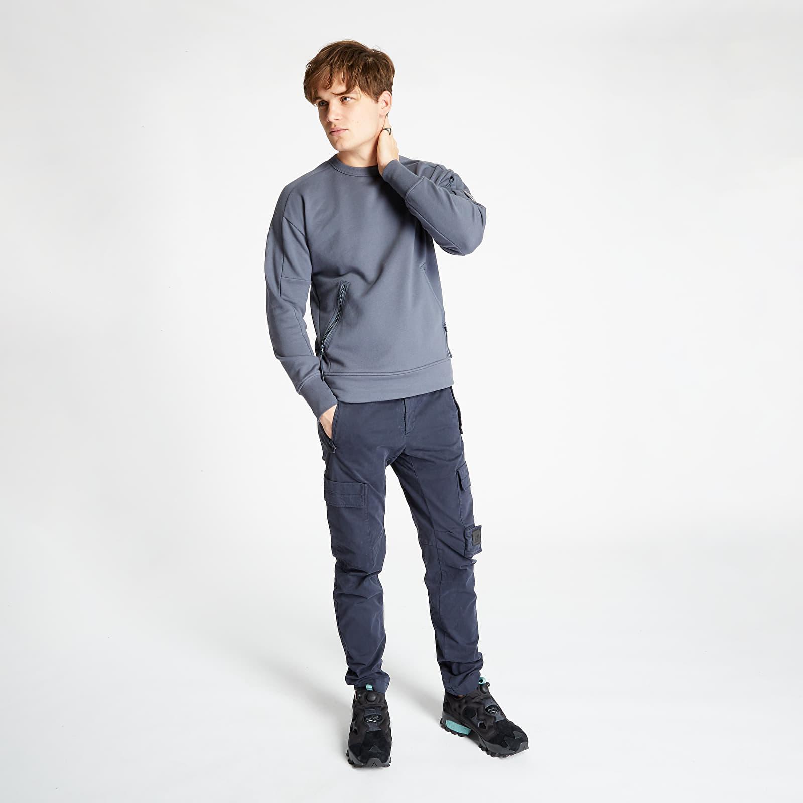 Felpe e maglioni C.P. Company Zipped Sweatshirt Blue
