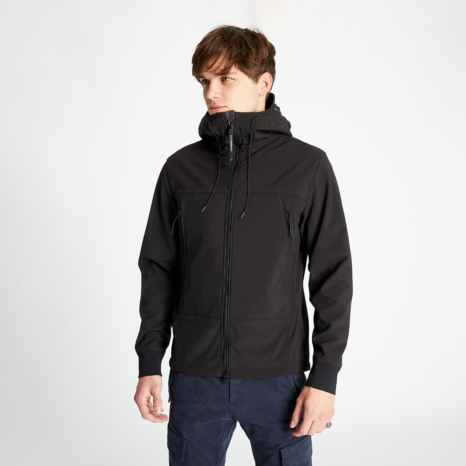 Giacche C.P. Company CP Shell Jacket Black
