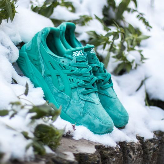 newest collection 2da9a c0e67 Asics Gel Kayano Trainer Spectra Green/ Spectra Green ...