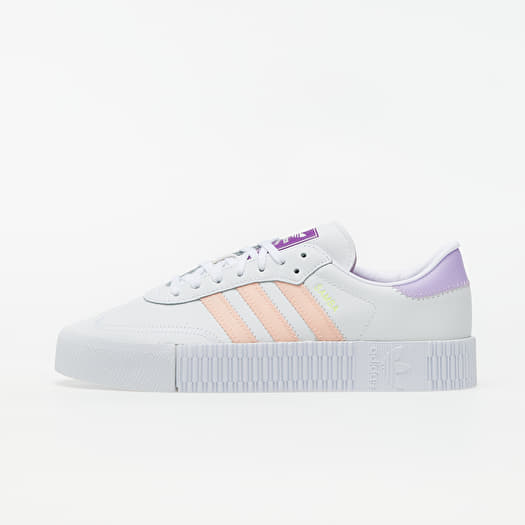 comunidad Rafflesia Arnoldi En detalle  Women's shoes adidas Sambarose W Ftw White/ Haze Coral/ Shock Purple    Footshop