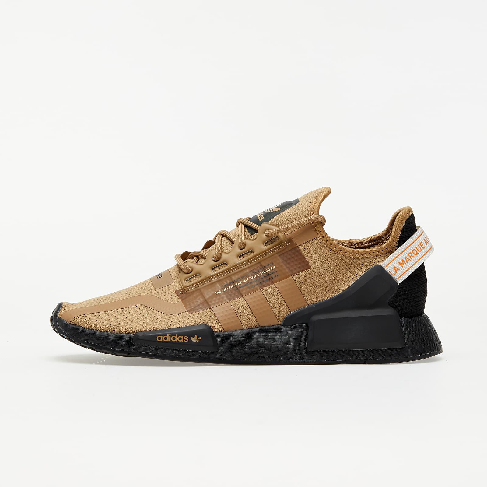 Pánske tenisky a topánky adidas NMD_R1.V2 Cardboard/ Cardboard/ Core Black