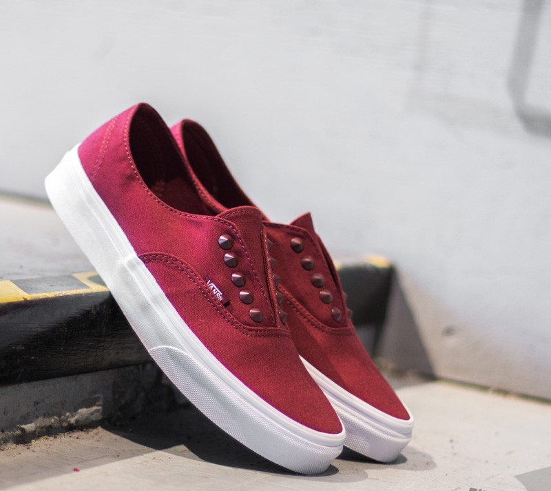 Vans Authentic Gore Studs Port | Footshop