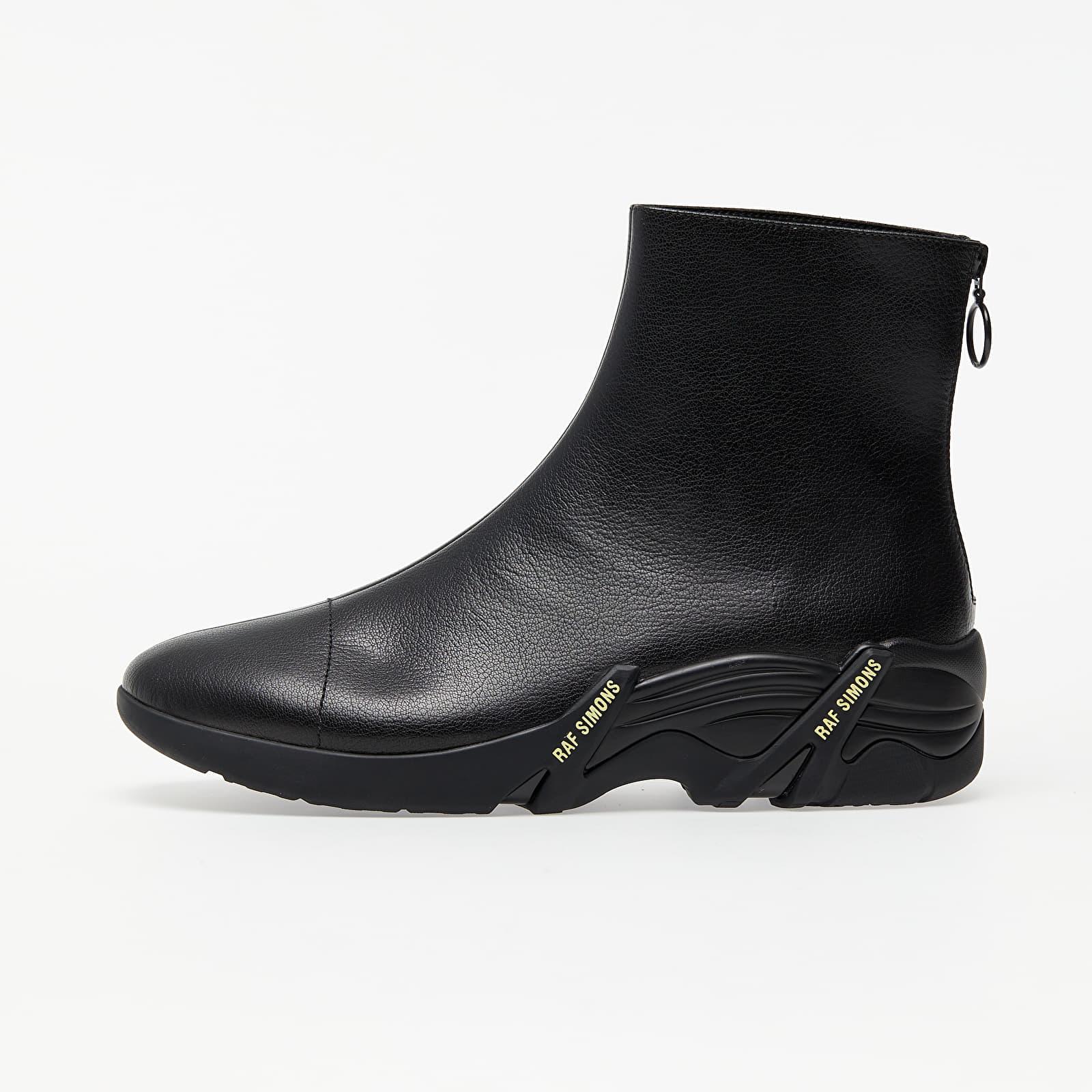 Încălțăminte și sneakerși pentru bărbați Raf Simons Cylon Black