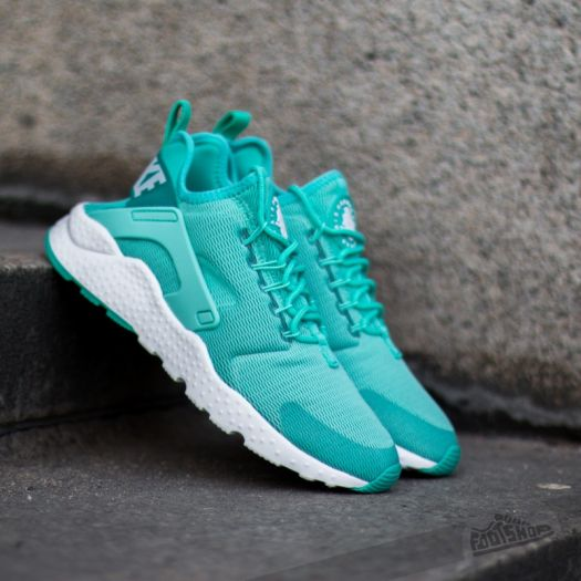 Nike W Air Huarache Run Ultra Hyper Turquoise White | Footshop