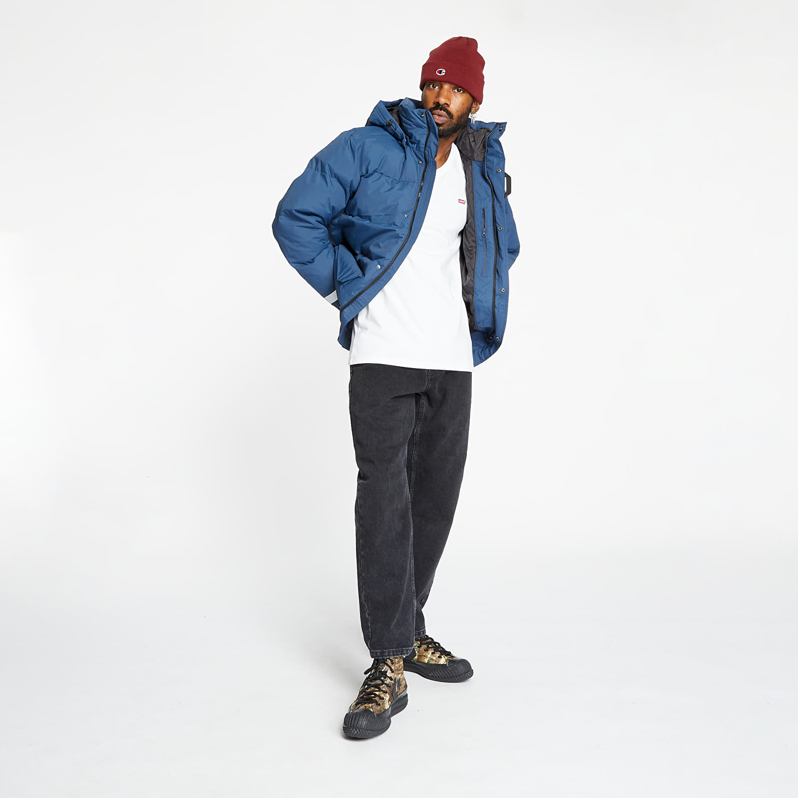 Geci Helly Hansen Tromsoe Jacket Blue