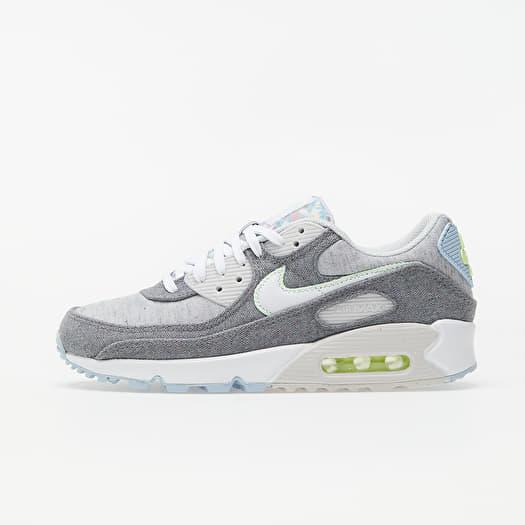 Nike Air Max 90 NRG Vast Grey/ White-Barely Volt | Footshop