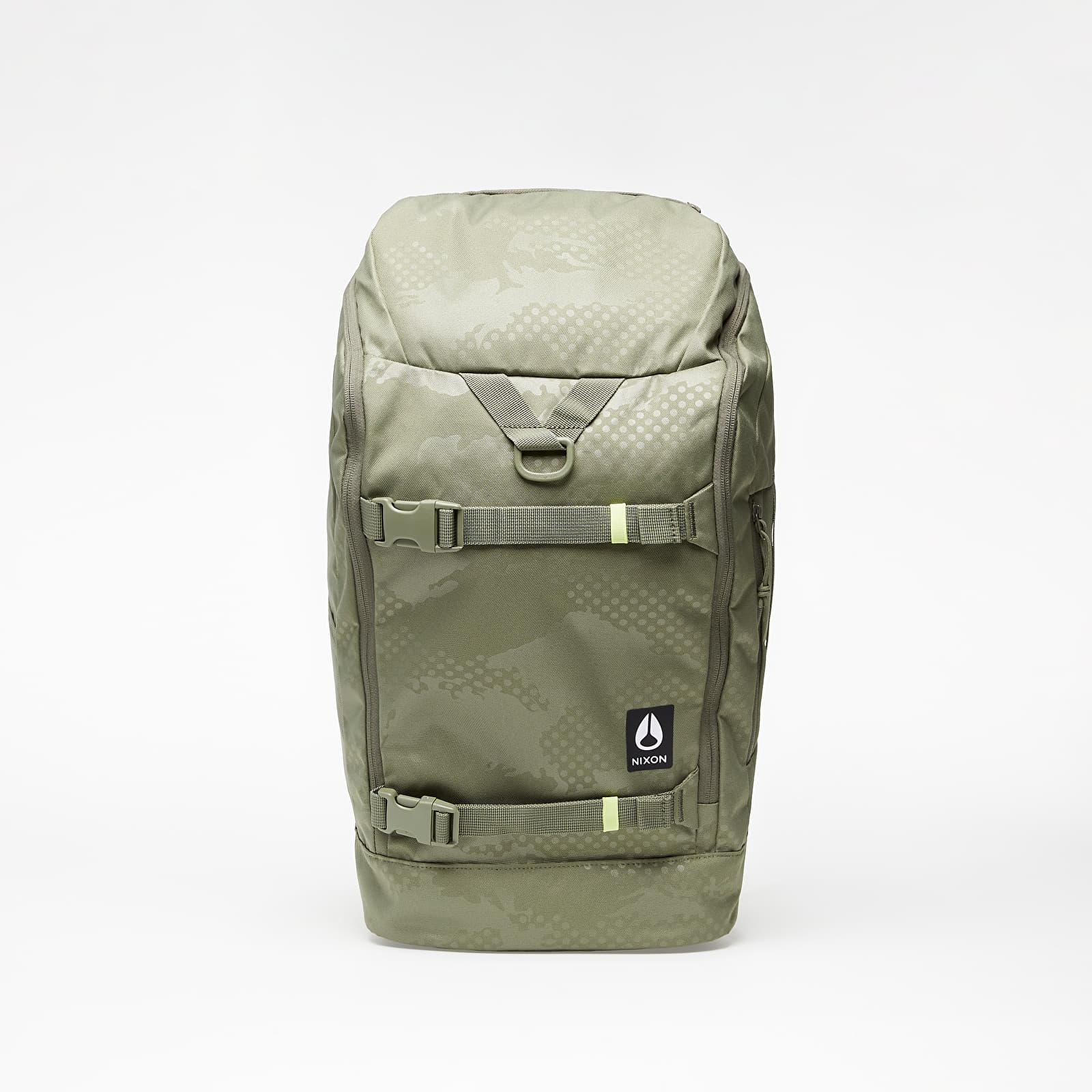 Rucsacuri Nixon Hauler 25L Backpack Olive Dot Camo