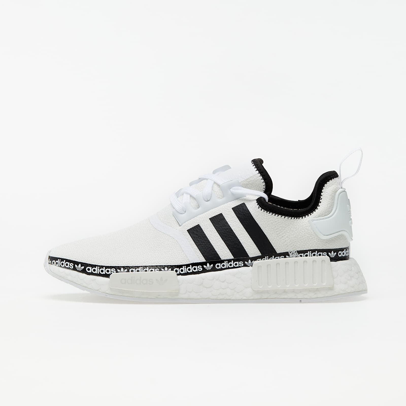 Chaussures et baskets homme adidas NMD_R1 Ftw White/ Core Black/ Ftw White