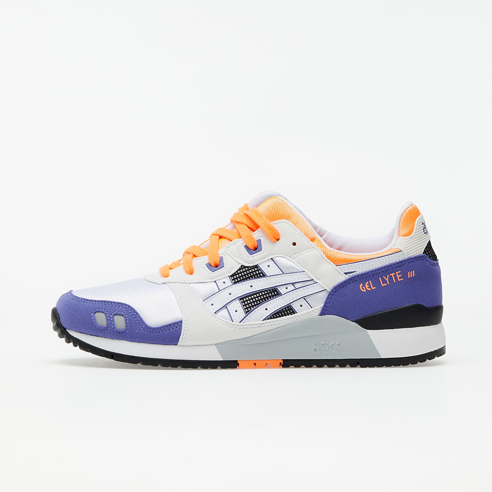 Asics Gel-Lyte III OG White/ Orange EUR 42