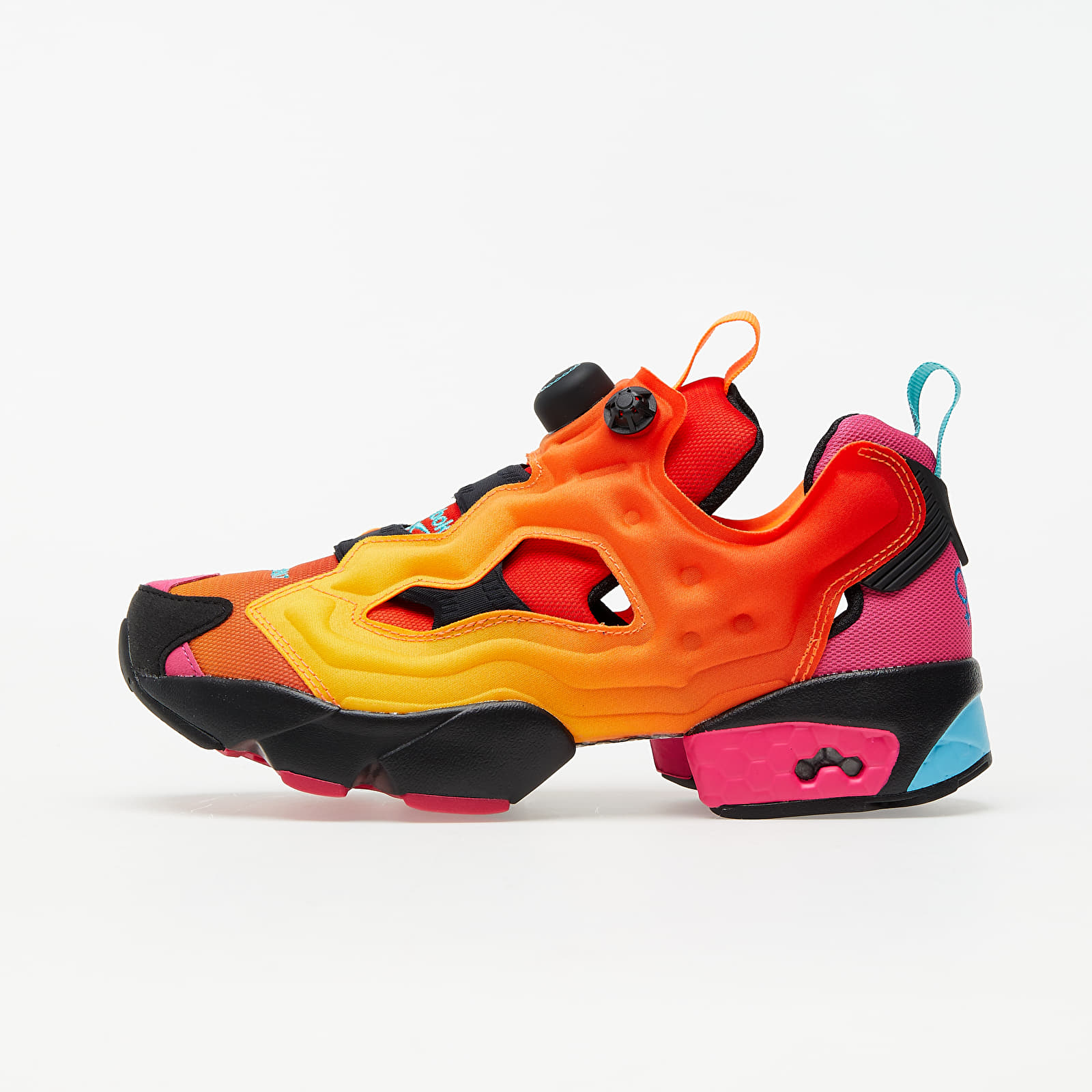 Zapatillas Hombre Reebok Instapump Fury Semi Orange/ Ale Yellow/ Black