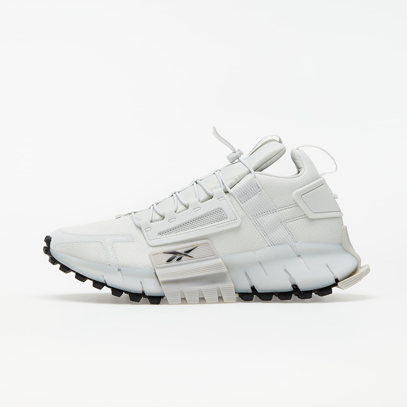 Мъжки кецове и обувки Reebok Zig Kinetica Edge Trace Grey 1/ White/ Pure Grey 2