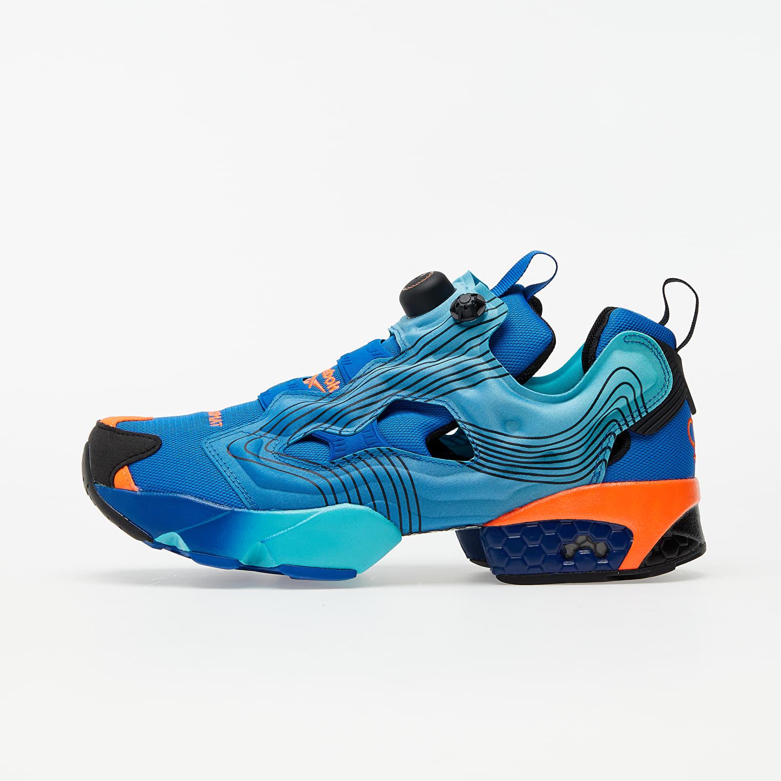 Men's shoes Reebok Instapump Fury Vector Blue/ Glam Blue/ Black