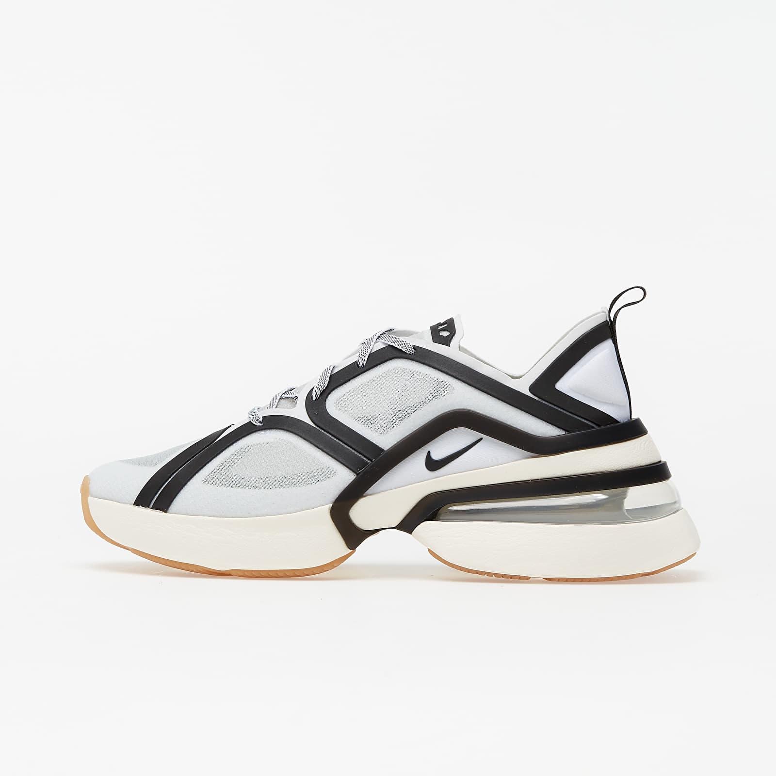 Nike W Air Max 270 XX QS White/ Black-Pale Ivory-Gum Med Brown EUR 44