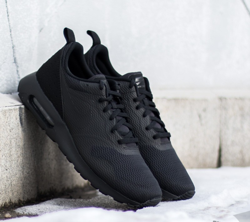 new product cc94e 98f6c Nike Air Max Tavas Black Black-Black
