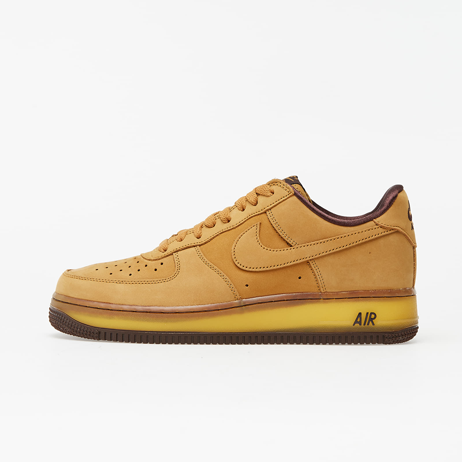 Pánské tenisky a boty Nike Air Force 1 Low Retro SP Wheat/ Wheat-Dark Mocha