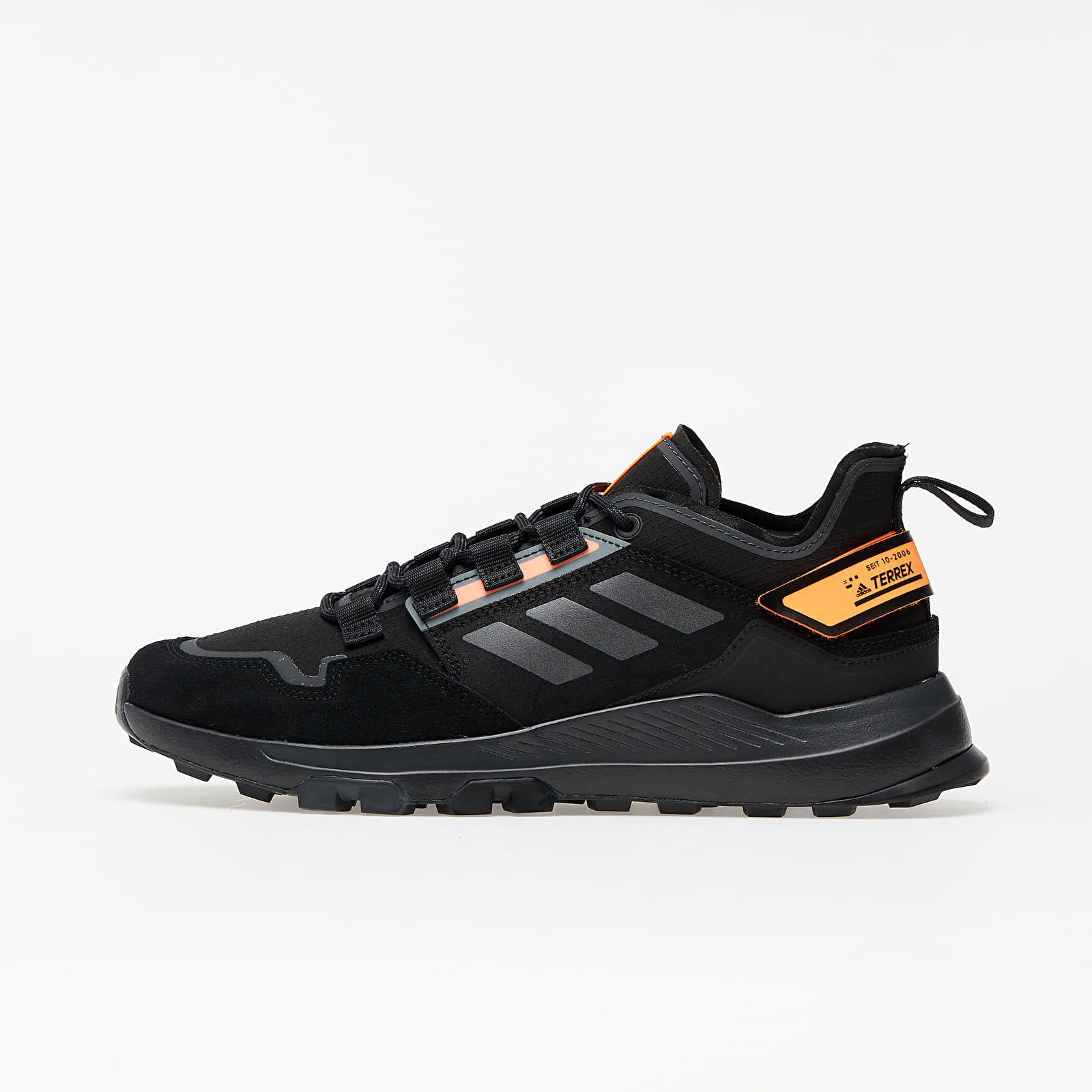 adidas Terrex Hikster Core Black/ Dg Solid Grey/ Signature Orange EUR 46