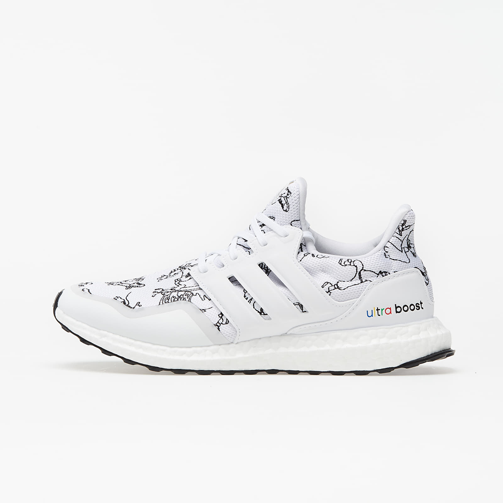 Herenschoenen adidas x Disney UltraBOOST DNA Ftw White/ Ftw White/ Blue