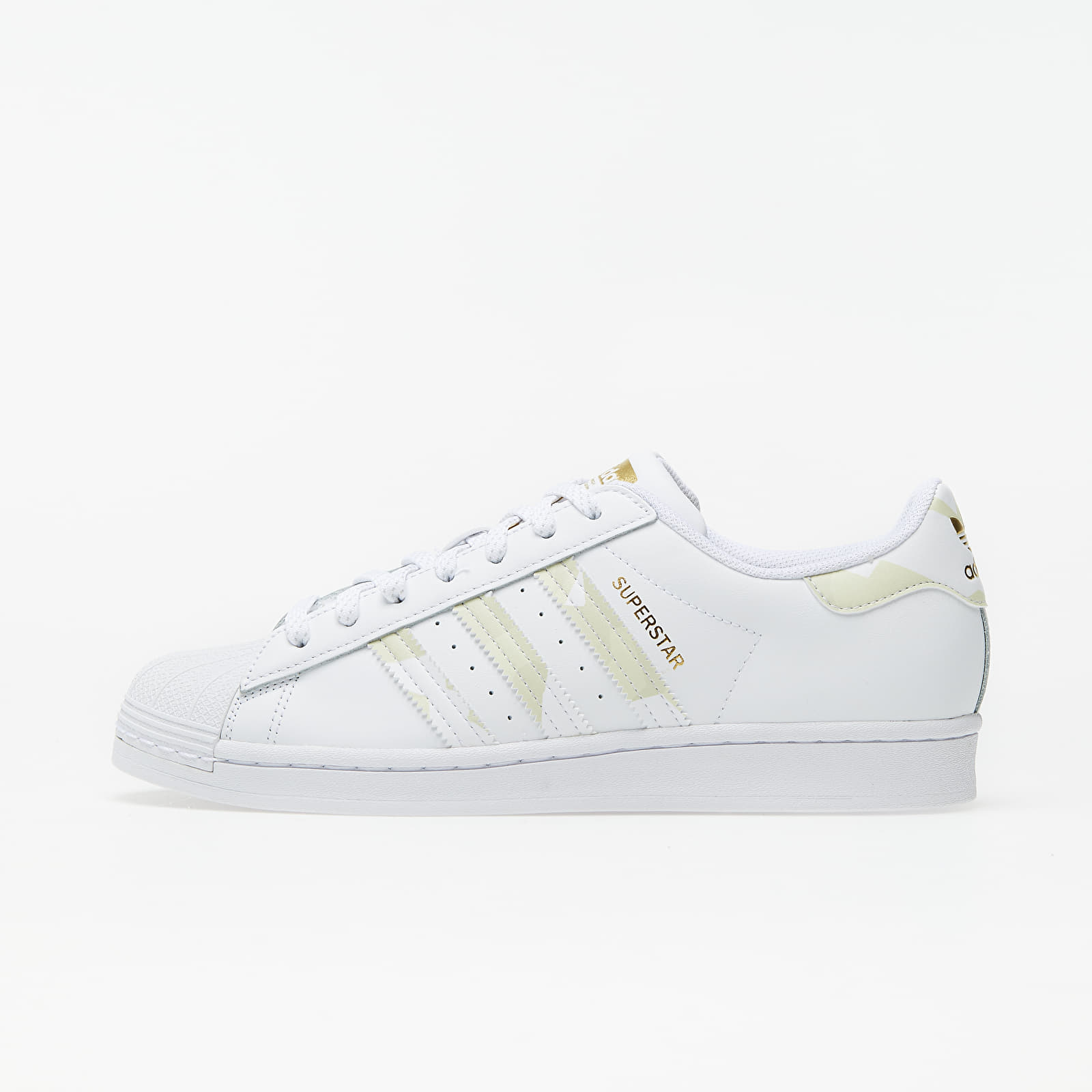 Men's shoes adidas Superstar Ftw White/ Core Black/ Gold Metalic